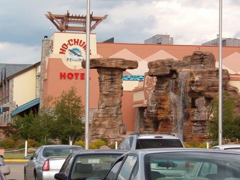 Ho-chuck Casino In Wisconsin Dells