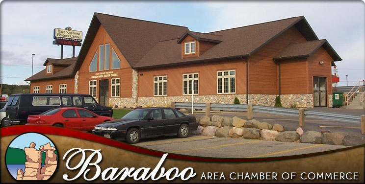 Baraboo Area Chamber of Commerce Logo